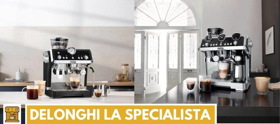 DeLonghi La Specialista Test Prestigio Maestro 2021