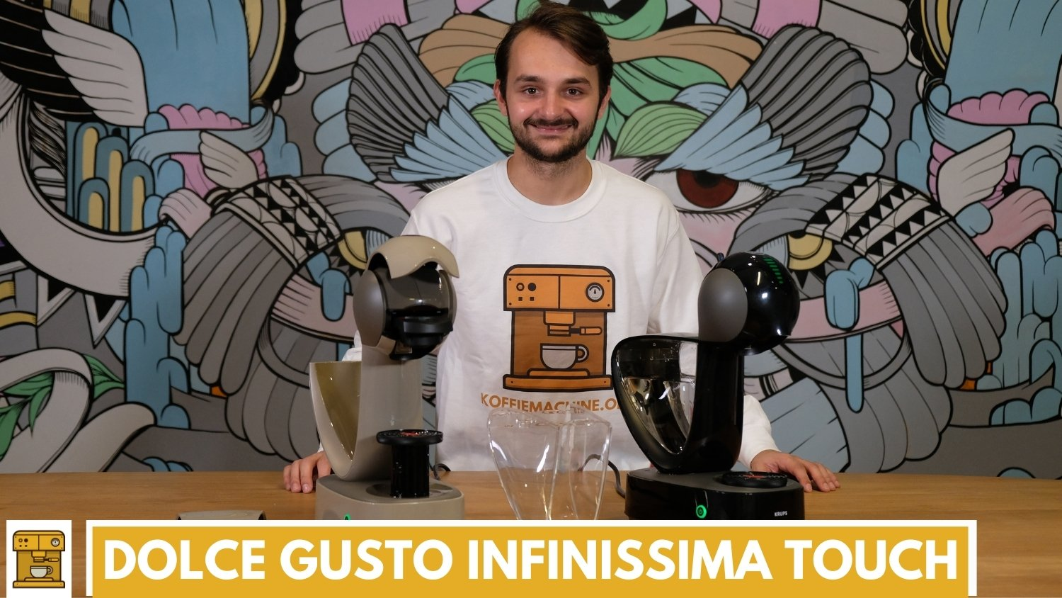 Dolce Gusto Infinissima Touch review 2021
