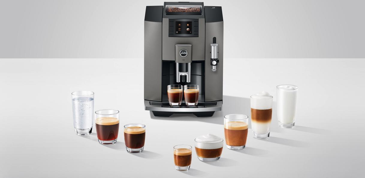JURA Kaffeevollautomat Test 2021